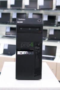 LENOVO ThinkCentre M81 TOWER | i5-2400 | 4GB DDR3 | 320GB HDD | intel HD 2000 | WINDOWS 7 PRO