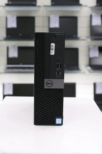 DELL OptiPlex 5050 SFF | i5-6500T | 8GB DDR4 | 256GB SSD| Intel HD 530 | WINDOWS