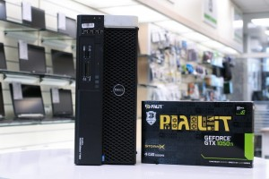 GAMINGOWY DELL T3610 | Xeon E5-2620 | 16GB DDR3 | 128GB SSD+ 500GB HDD | Palit Geforce GTX 1050 Ti 4GB | WINDOWS 10 PRO
