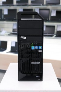 LENOVO ThinkStation S30 | Xeon E5-1620 | 8GB DDR3 | 500GB HDD | nVidia Quadro 2000 | WINDOWS 7 PRO