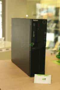 LENOVO ThinkCentre M82 Desktop | i5-3470 | 4GB DDR3 | 250GB HDD | Intel HD | WINDOWS 7