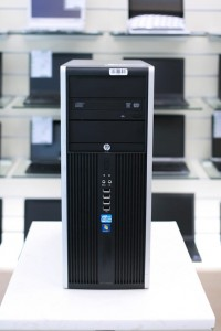 HP Compaq 8200 Tower | i7-2600 | 4GB DDR3 | 500GB HDD | Intel HD | WINDOWS 7 PRO
