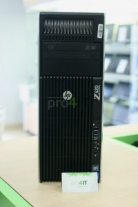 HP WorkStation Z620 | 2xXeon E5-2630 | 16GB DDR3 | 500GB HDD | nVidia Quadro 4000 | WINDOWS 10