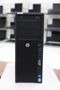 HP WorkStation Z420 | Xeon E5-1650v2 | 16GB DDR3 | 128GB SSD + 1TB HDD | nVidia Quadro K2000 | WINDOWS 7 PRO