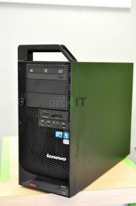 LENOVO ThinkStation D20 | Xeon E5620 | 8GB DDR3 | 500GB HDD | Nvidia Quadro FX1800 | WINDOWS 7