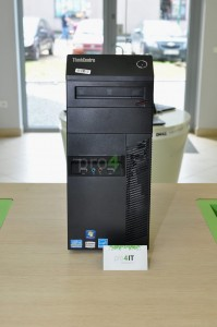 LENOVO ThinkCentre M91p Tower | i5-2400 | 4GB DDR3 | 250GB HDD | Intel HD 2000 | WINDOWS 7
