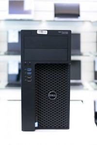 DELL Precision T3620 | Xeon E3-1270 v5 | 16GB DDR4  | 256GB SSD + 1TB HDD | AMD FirePro W2100 |  WINDOWS 7 PRO